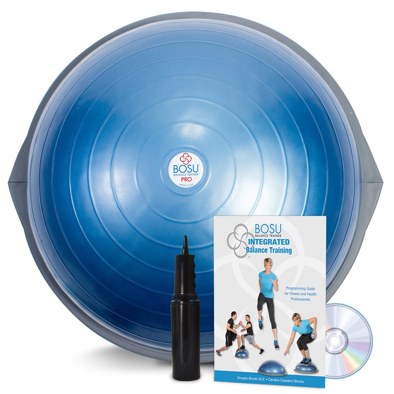 Bosu Pro Balance Trainer Blue
