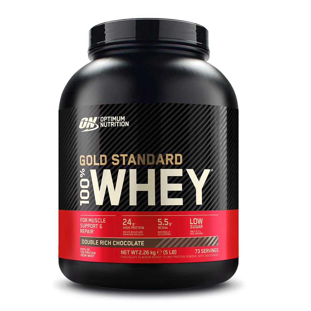 100% Whey πρωτεινη Gold Standard 2273g (Optimum Nutrition)