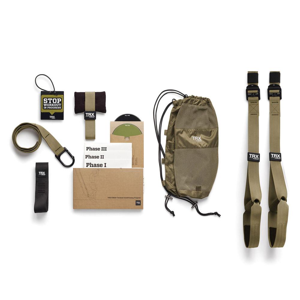 TRX Force Suspension Training Kit ΙΜΑΝΤΕΣ ΑΙΩΡΗΣΗΣ