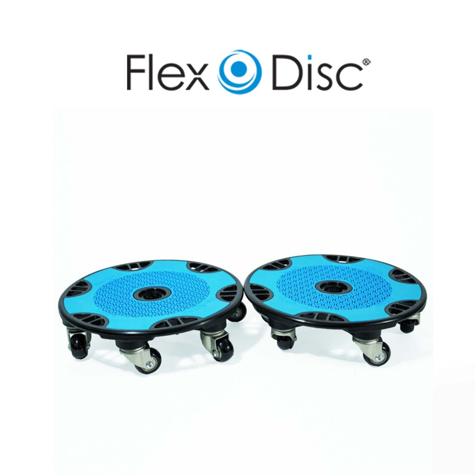 Ζευγάρι Flex Disc Pilates Mini ΔΙΣΚΟΙ ΙΣΟΡΡΟΠΙΑΣ