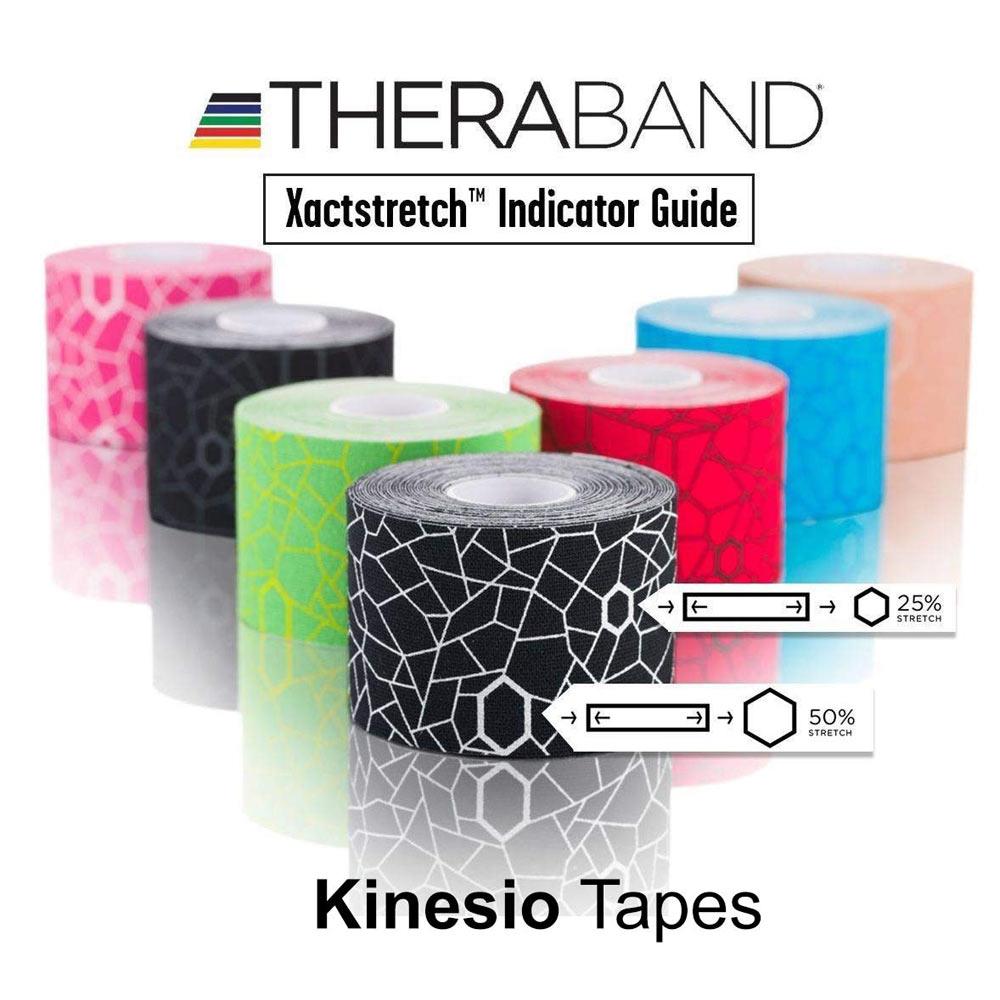 Thera-Band Κινησιοταινία 5m (Kinesiology Tape, KTape)